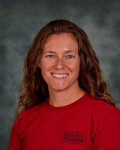 Danielle Cote, Sports Medicine Teacher, Athletic Trainer